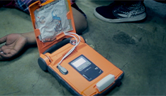 Powerheart G5 AED Demo Video