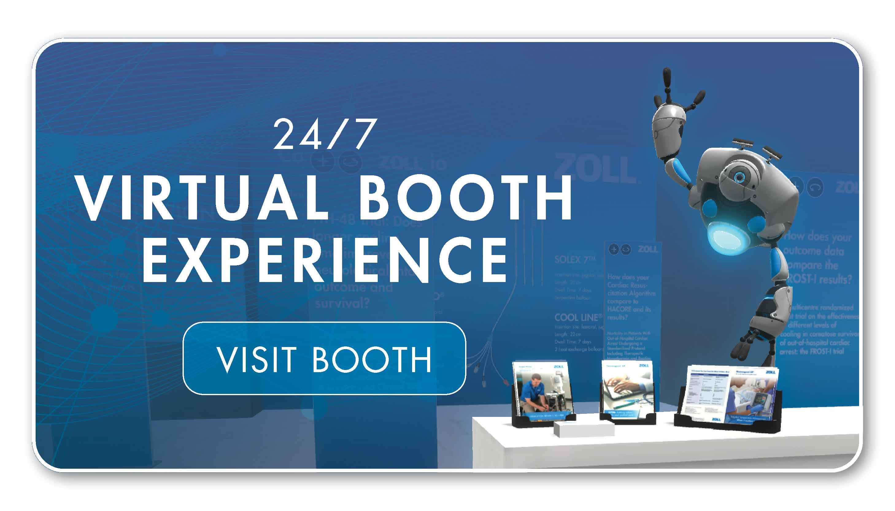 24/7 Virtual Booth Experience