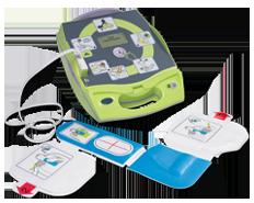 Le défibrillateur AED Plus pour les SMU