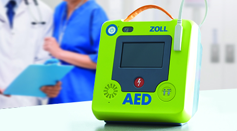 AED 3 BLS Hospital Dr Convo