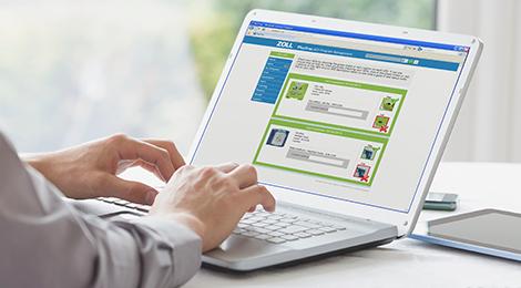 PlusTrac™ AED Programmverwaltungssoftware