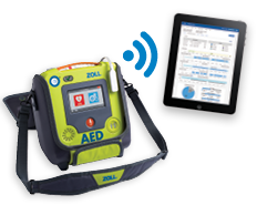 ZOLL AED 3 BLS with CaseReview