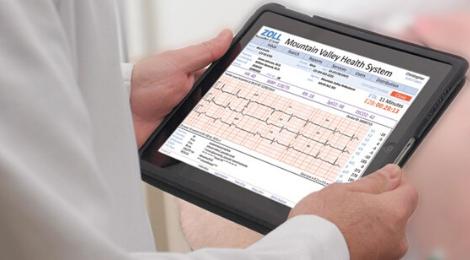 RescueNet 12-Lead voor ziekenhuizen