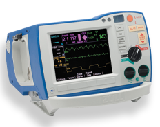 R Series Monitor/Defibrillator