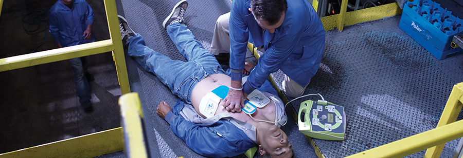 Solutions d'électrodes pour la sécurité publique