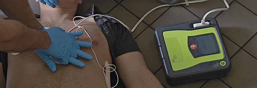 AED Pro voor medische hulpdiensten