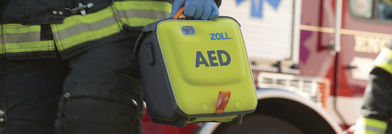 ZOLL AED 3 BLS voor medische hulpdiensten