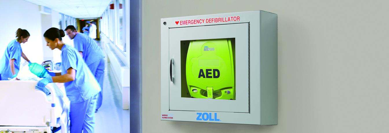 AED Plus für Krankenhäuser