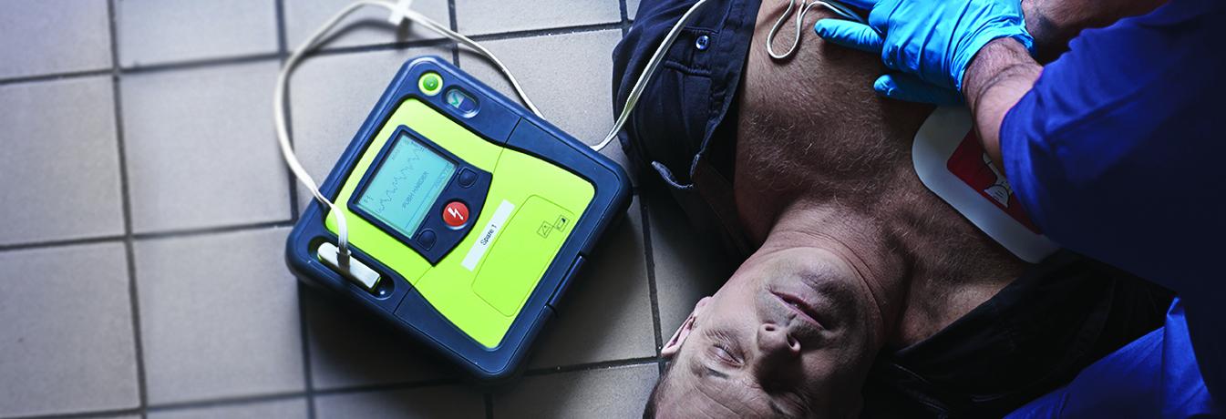 AED Pro Krankenhaus