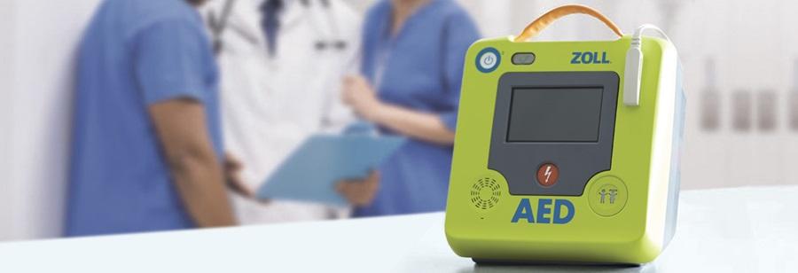 AED 3 BLS für Krankenhäuser
