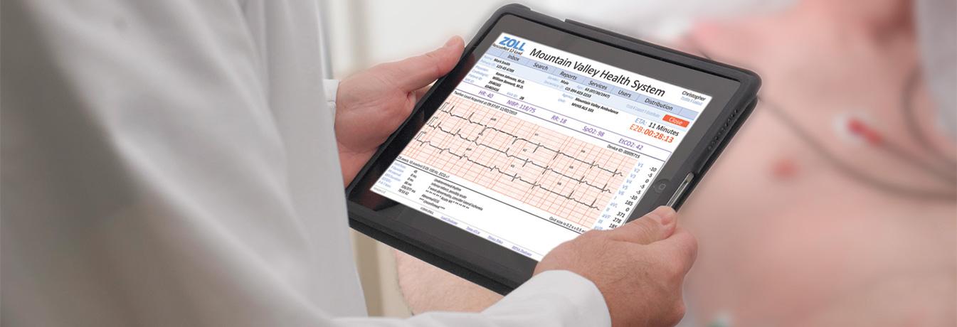 Une gestion simple et complète des ECG à 12 dérivations