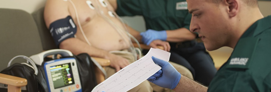 RescueNet 12-Kanal-EKG