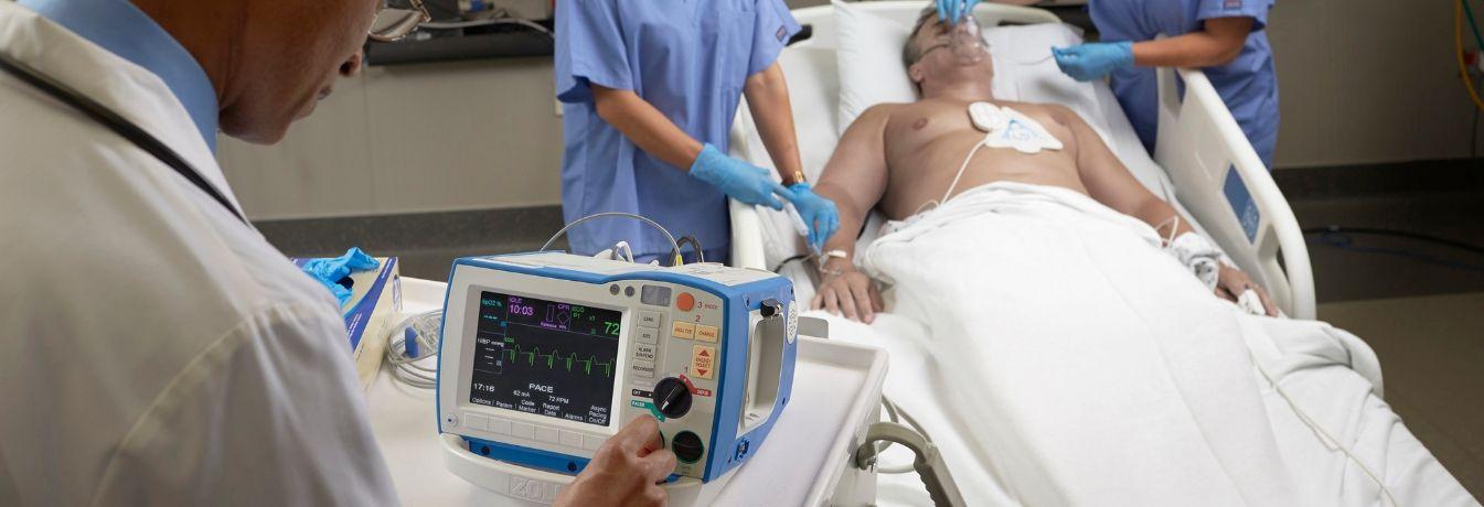 R Series Monitor Defibrillator