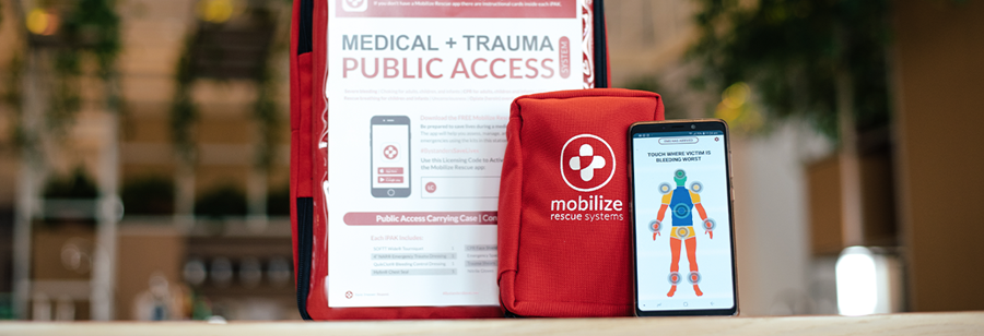 Public Access Rescue System