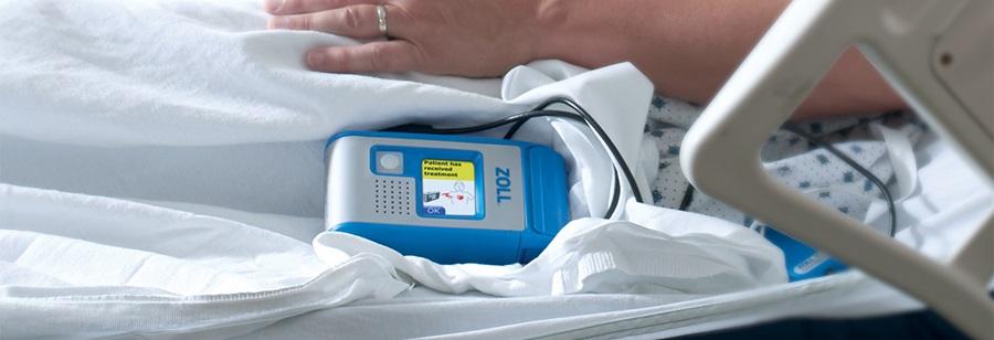 Hospital Wearable Defibrillator