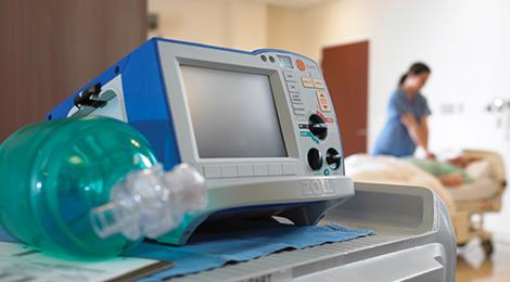 Monitor/Defibrillatore R Series