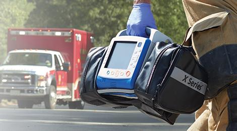 X Series® Monitor/Defibrillator for EMS