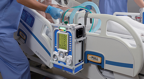 Z Vent Portable Ventilator for Hospital