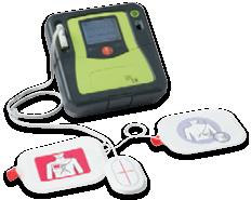 AED Pro pour les SMU