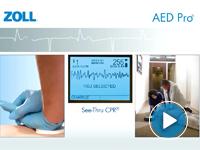 Vidéo de présentation de l'AED Pro