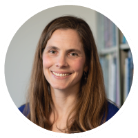 Annemarie Silver, director of scientific affairs