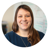 Hayley Patton, design quality assurance engineer