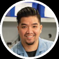Piseth Khuon, lead R&E tech