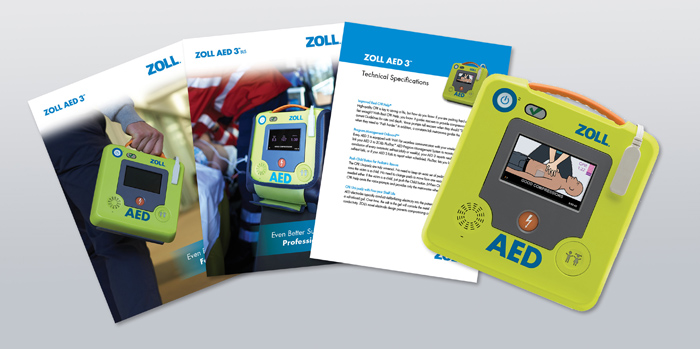 ZOLL AED 3 Product Documentation