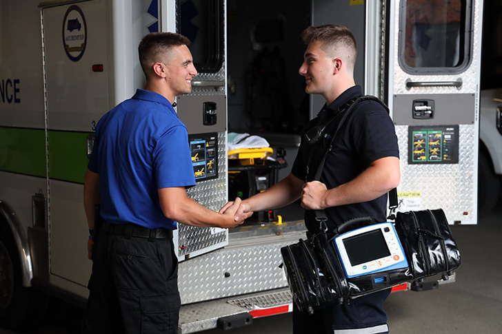 ExpertCare EMS Trusted Handshake