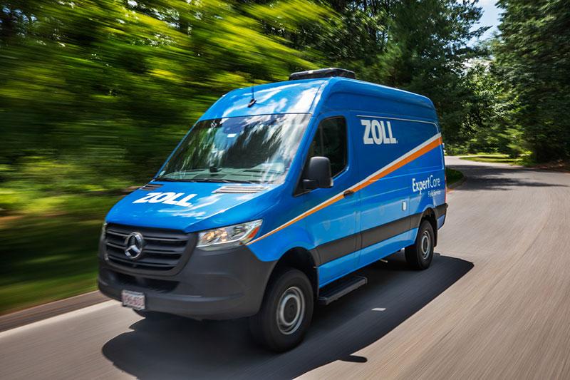 ExpertCare Van