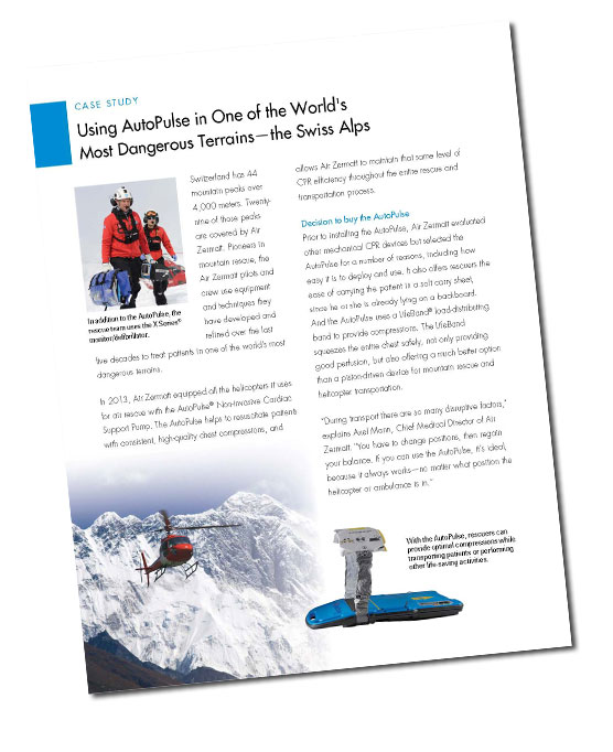 Air Zermatt Case Study