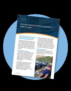 Ambulancedienst van Mönchengladbach  Case-Study