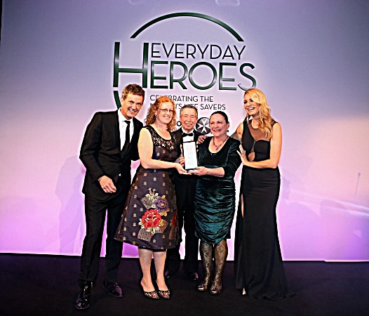 St John Everyday Heroes Award