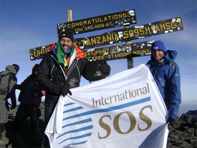 AED Pro Mt. Kilimanjaro