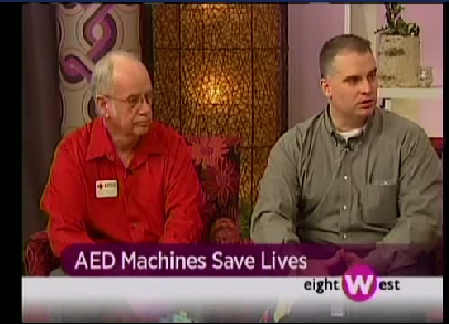 AEDs Schools Red Cross Interview