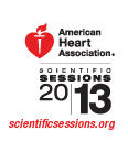 AHA 2013 Scientific Sessions logo