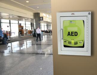 airport AED Plus