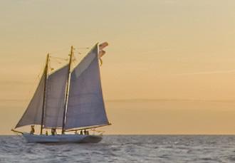 AJ Meerwald - N.J.'s tall ship