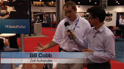 EMS Expo Live AutoPulse Interview