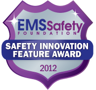 EMS Safety Innovation Award 2013