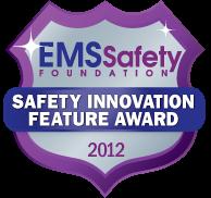 EMS Safety Innovation Award 2012