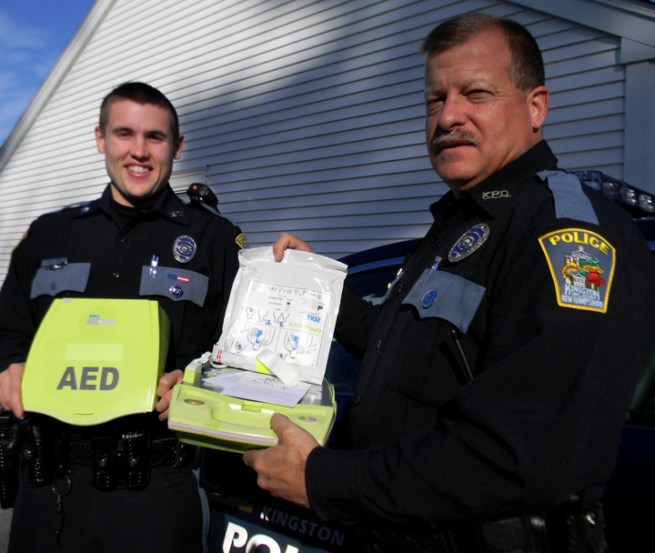 Kingston NH AED Plus