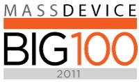 Mass Device Big 100 2011