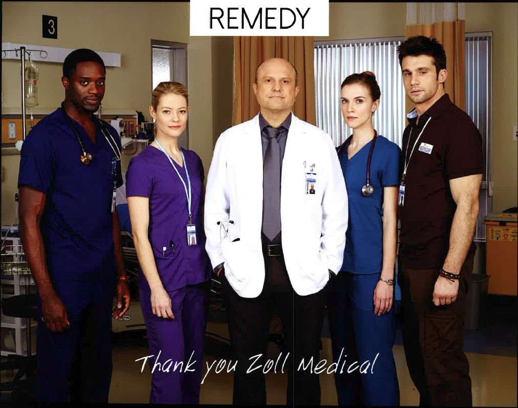 Remedy Cast photo