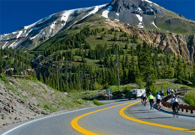 Ride the Rockies Bicycle Tour