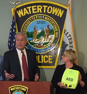 Watertown AED Plus