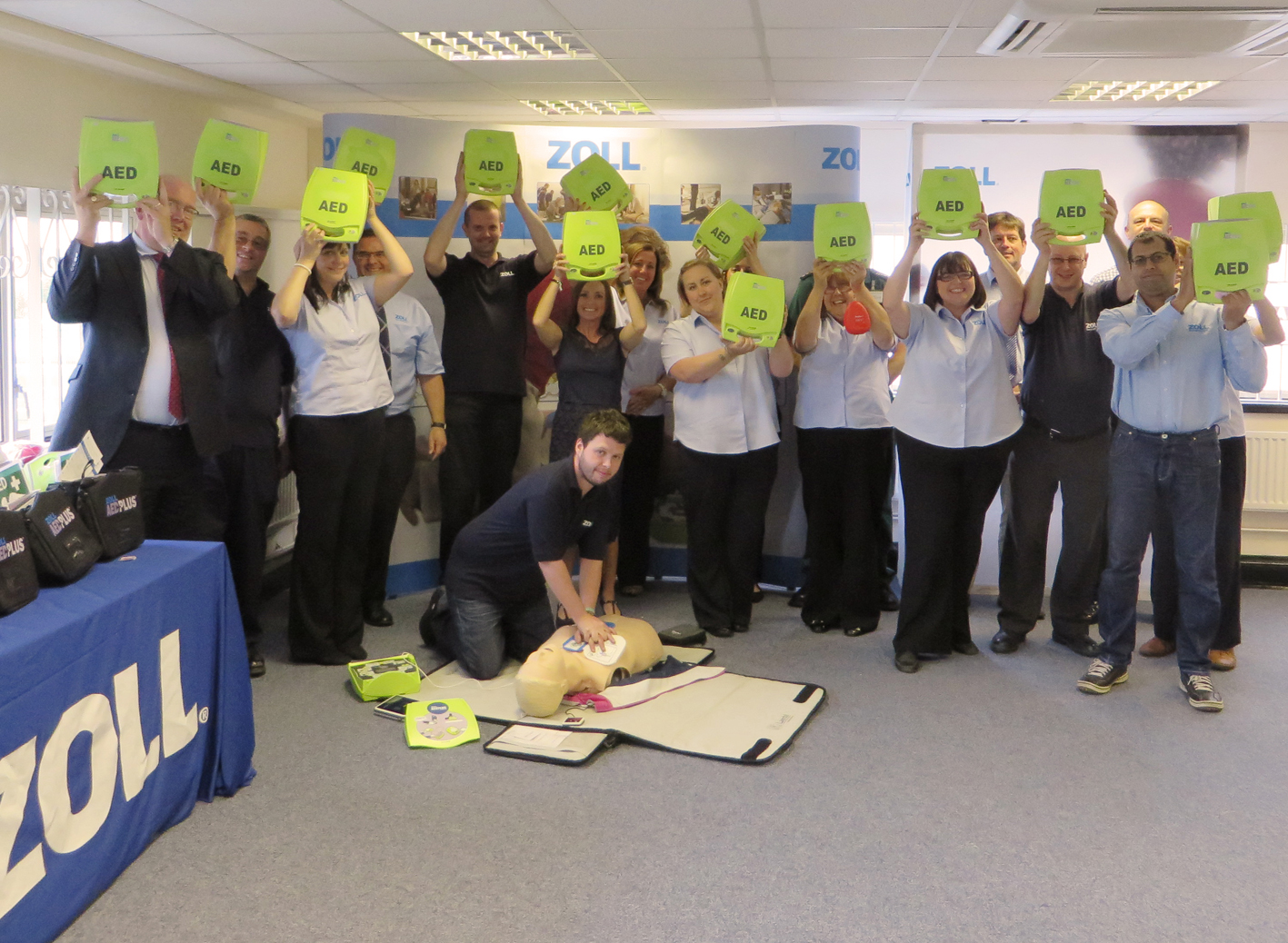 ZOLL Staff AED Program 2