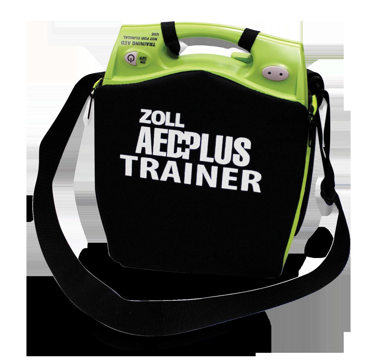 Estuche del AED Plus Trainer