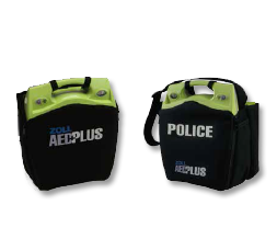 AED Plus Black Carry Bags