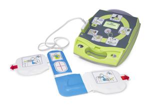 AED Plus AHA pads